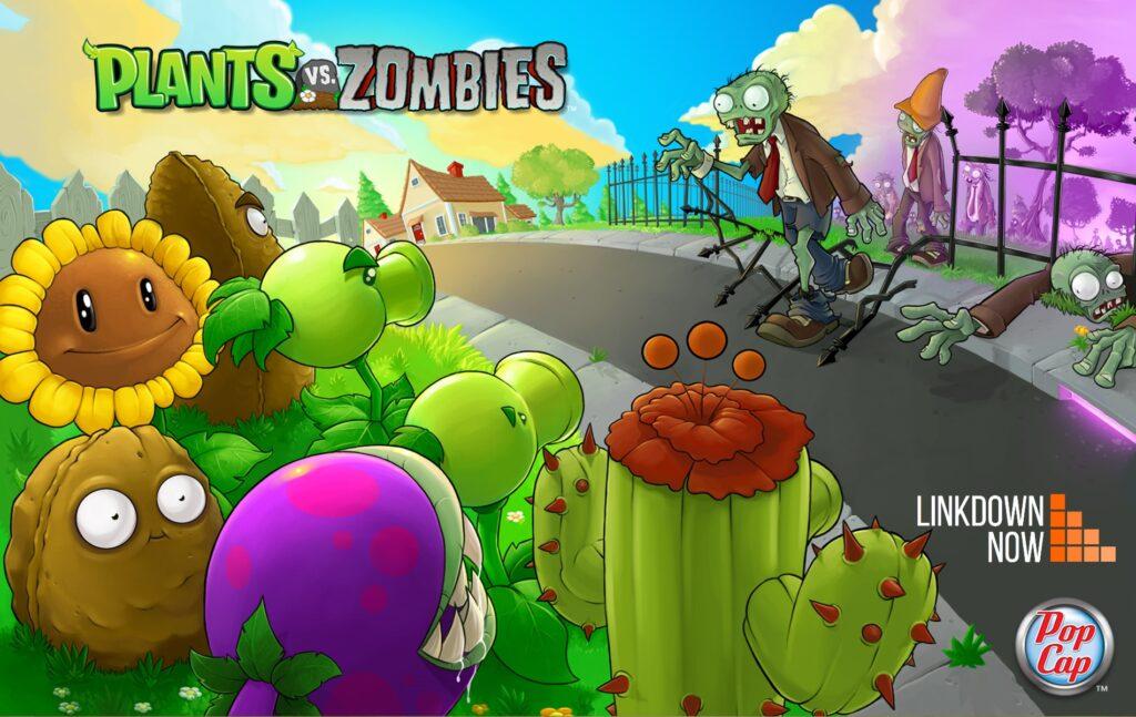 Download Plants vs Zombies PC free