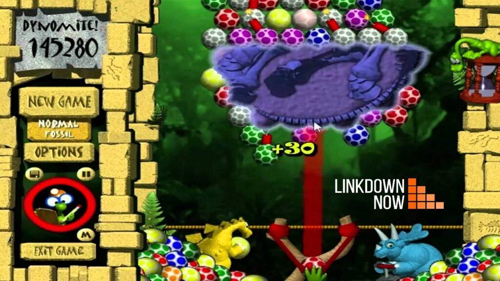 Game bắn trứng khủng long cổ điển