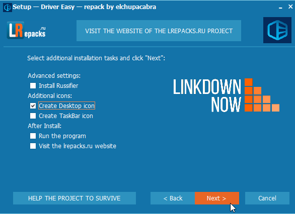 Driver Easy installation guide