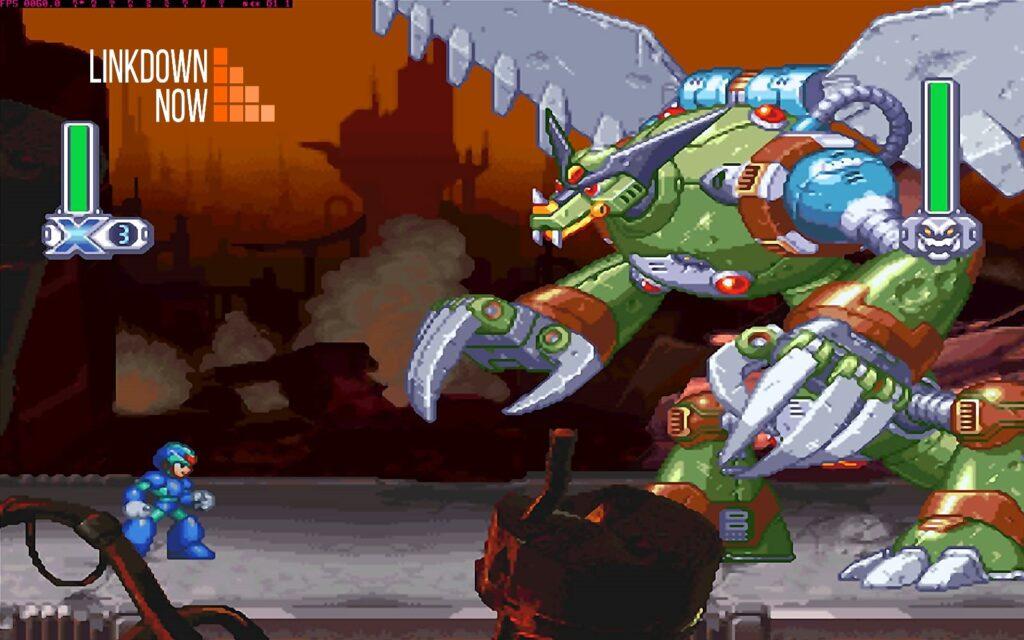 tải Mega Man X4