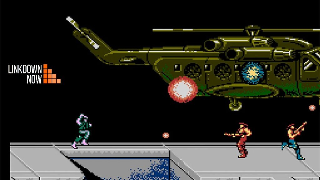 game Contra