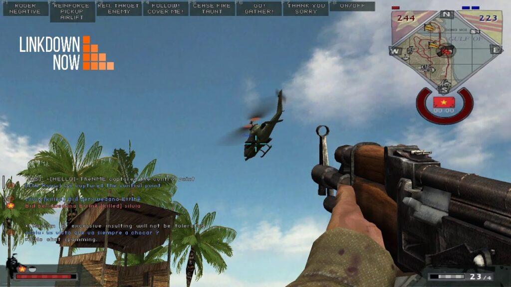 Download Battlefield Vietnam
