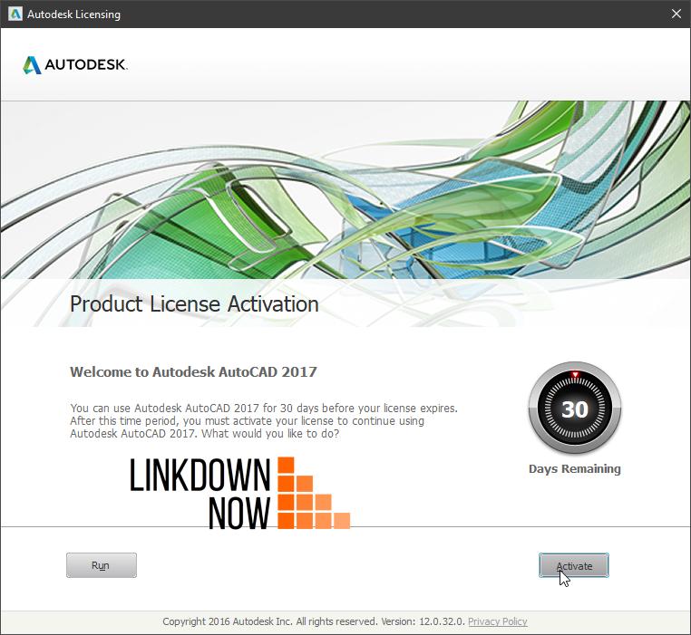 LinkDownNow phần mềm CAD