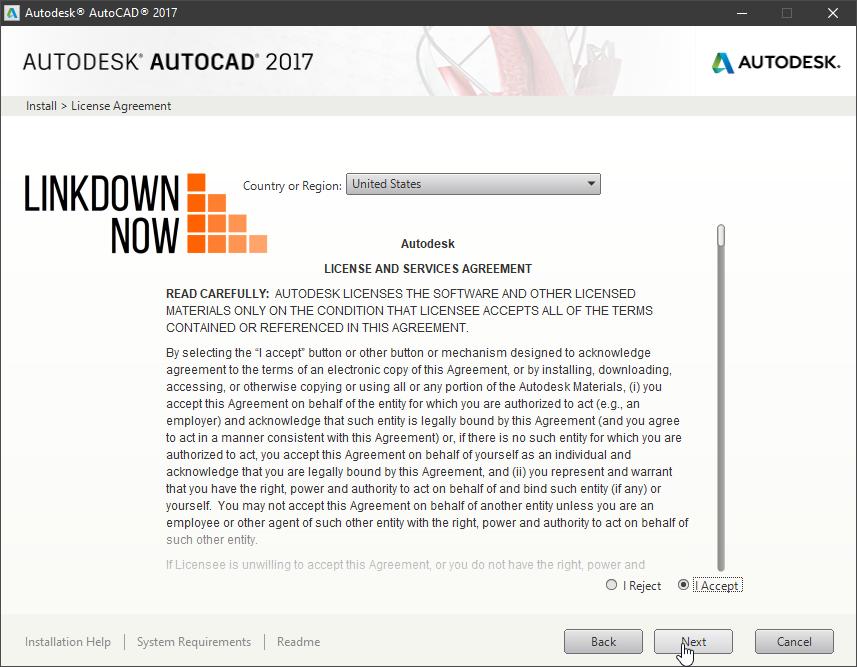 AutoCAD 2017 32-bit