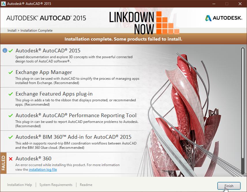 Hướng dẫn cài đặt AutoCAD 2015