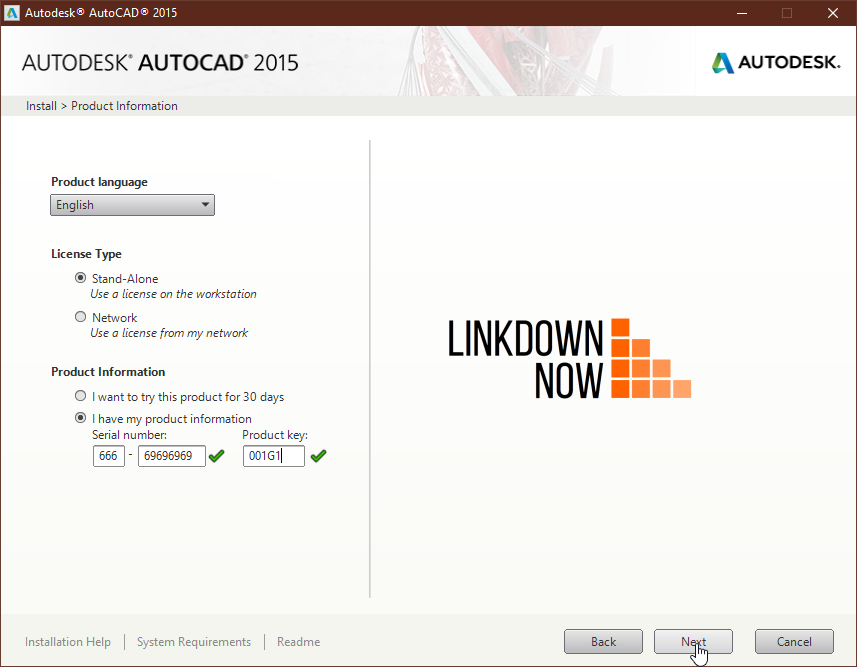 AutoCAD 2015 32-bit
