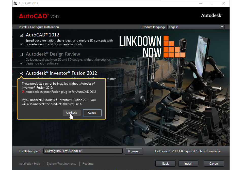 Download AutoCAD 2012