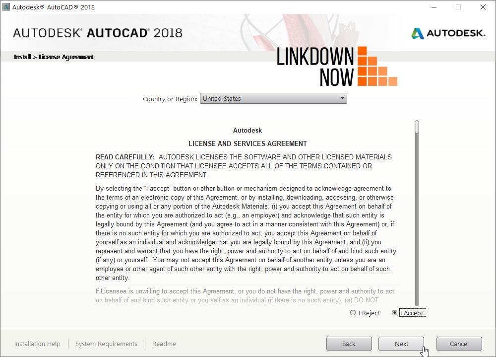 AutoCAD 2018 vĩnh viễn
