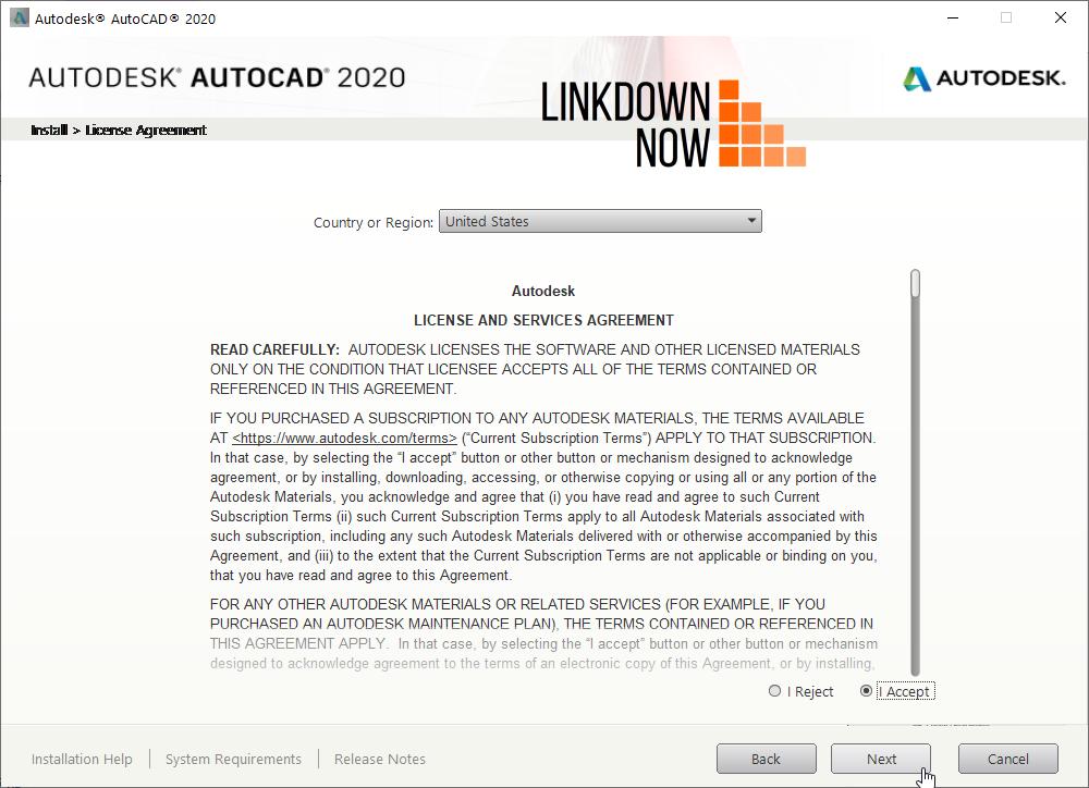 Tải phần mềm AutoCAD 2020