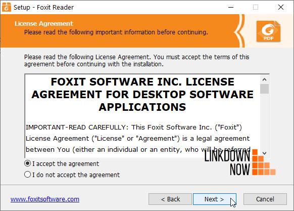 Cài đặt Foxit Reader Full