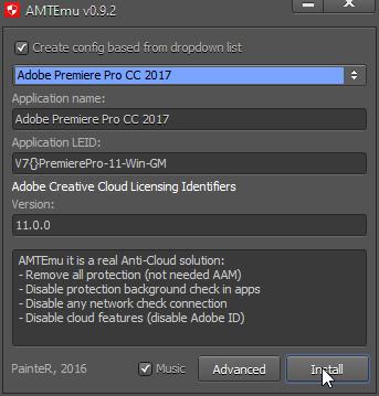 Hướng dẫn crack Adobe Premiere Pro