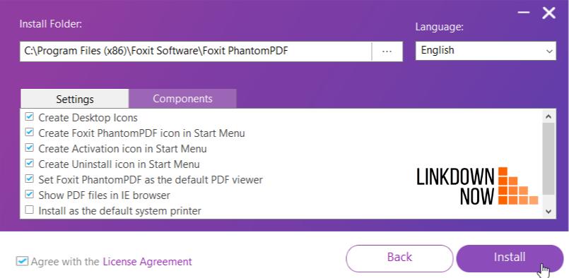 tải Foxit PhantomPDF