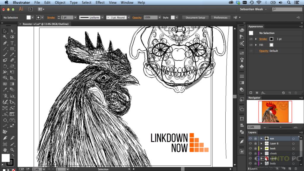 Hướng dẫn cài đặt Illustrator 2015