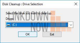 Cách dọn dẹp ổ đĩa khi ổ C đầy