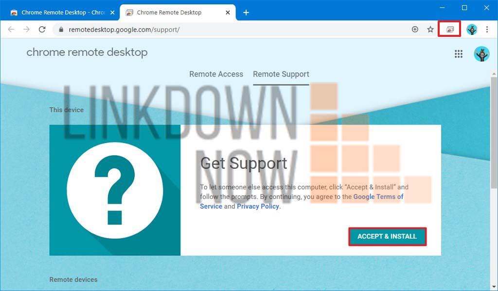 Tải xuống trình cài đặt Windows 10