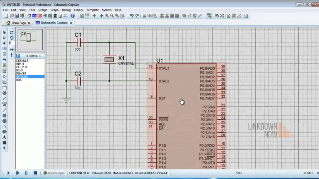 Thiết kế mạch cùng phần mềm Proteus 8.0